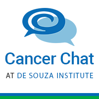 Cancer Chat Canada at de Souza Institute